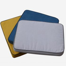 Custom-made back cushions, for armchairs or indoor chairs