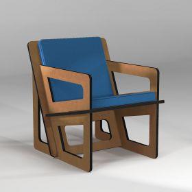 Petit fauteuil pour petites tailles, sur-mesure