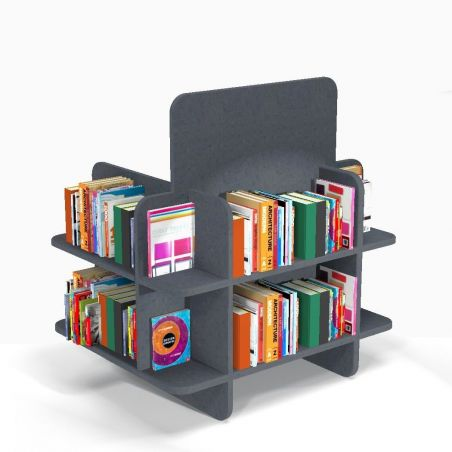 The Gulliver library chair, tailor-made for reading comfortably  - 4