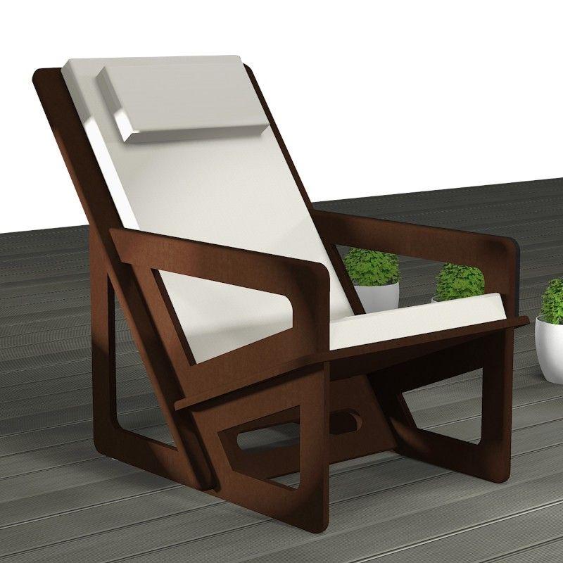 Spacio custom-made  relax armchair