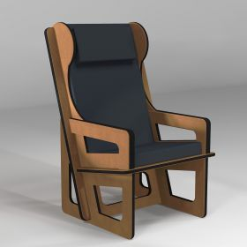 copy of Wingback chair...