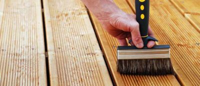 Hard oil to protect wooden chairs