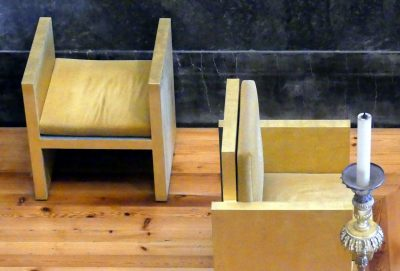 Chairs and places of worship