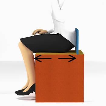 Comment mesurer la profondeur d'une assise