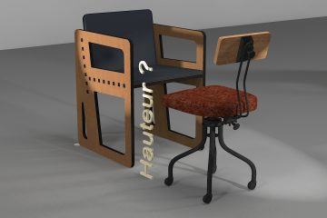 Comment choisir ou régler la hauteur d'une chaise ?