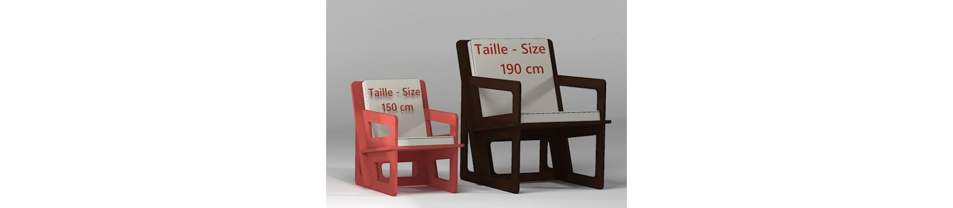 Armchair made-to-measure