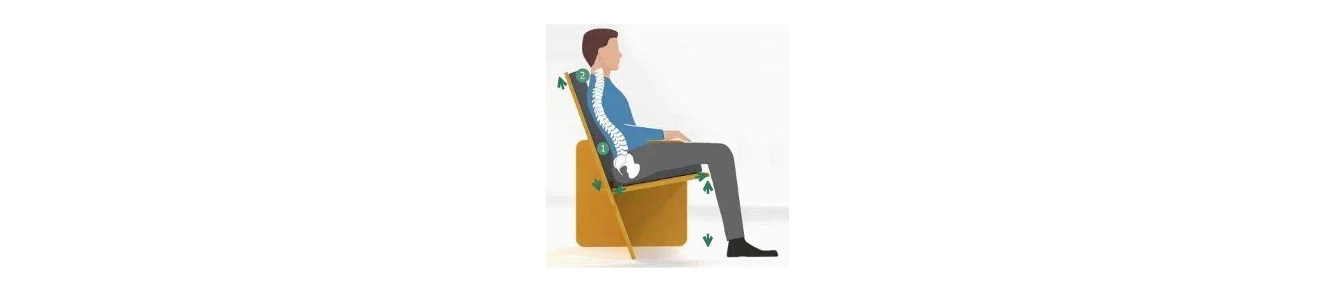 Backcare armchair