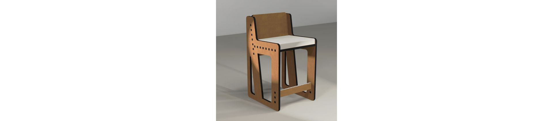 High chair made to measure
