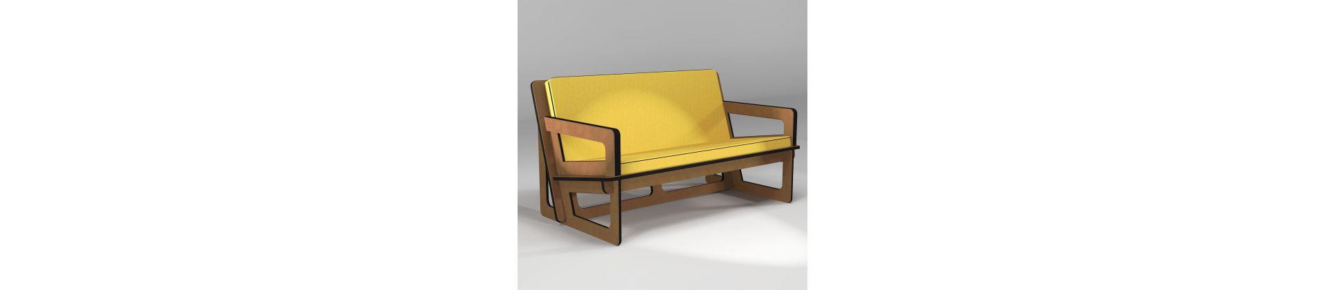 Canapé sur-mesure