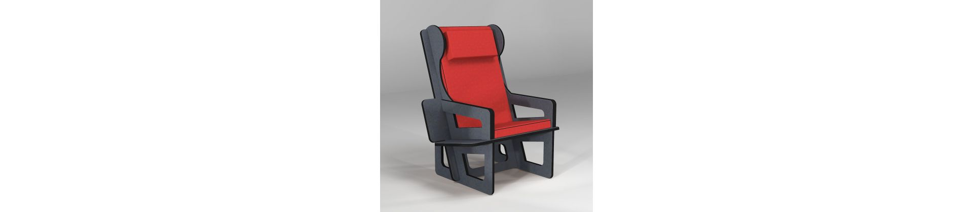 Armchair for elderly