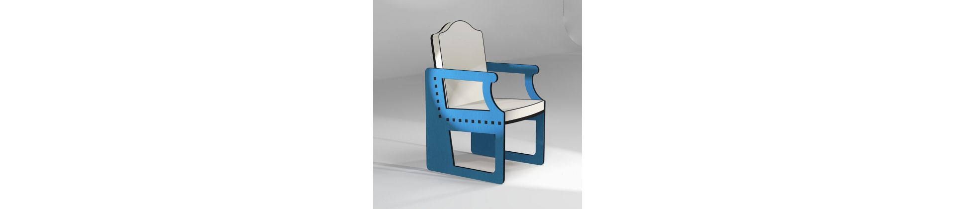 Armchair to stand up easily