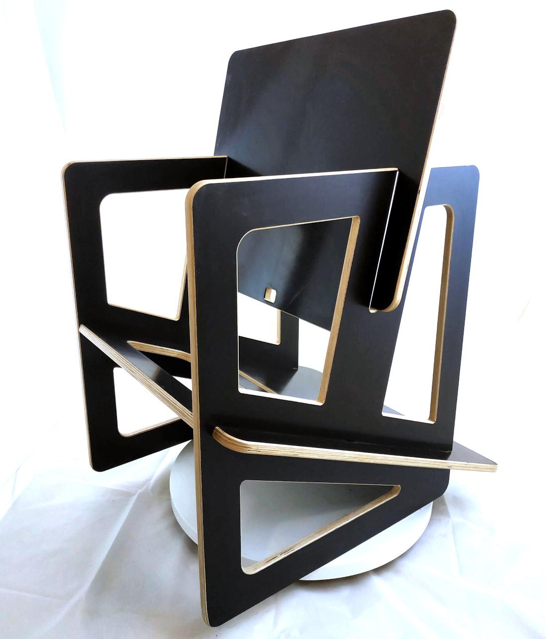 Assemblage de l'assise du fauteuil sur mesure