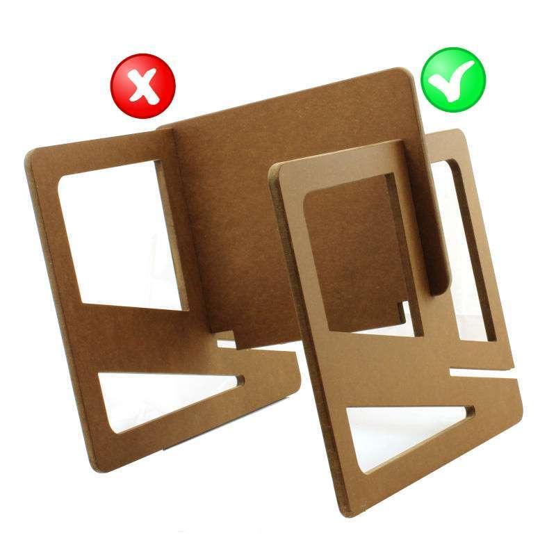 Montage du fauteuil sur mesure étape 2